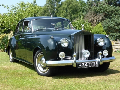 Rolls Royce wedding car hire Sussex